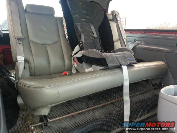 Anybody Found A New Rear Seat Page 2 Ford Bronco Forum