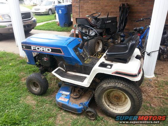 Restoration Of Yt 16 - Mytractorforum Com