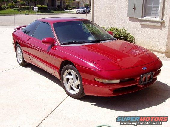 1995 Ford Probe Pictures Photos Videos And Sounds