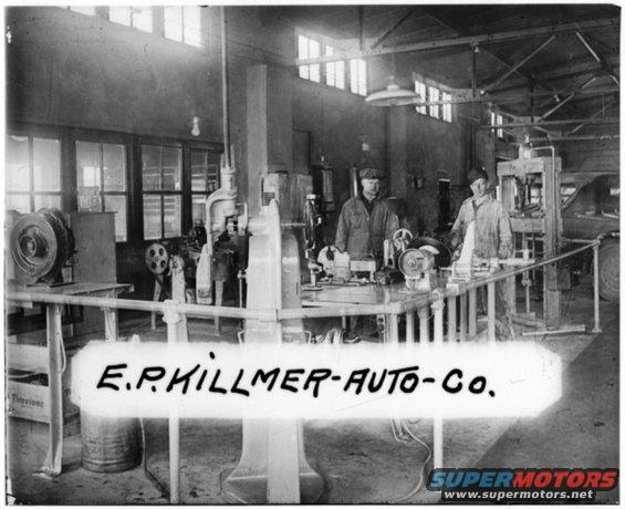 1909 Ford Model T Ford Dealers And Factories Picture