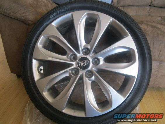 2011 Hyundai Sonata Rims And Tires Hyundai Forums