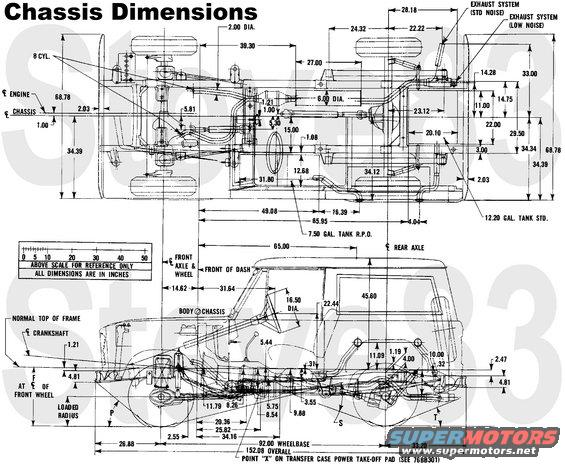 1976 Ford Bronco Tech Diagrams pictures, videos, and sounds ...
