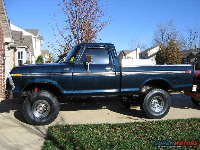 79 ford truck pictures