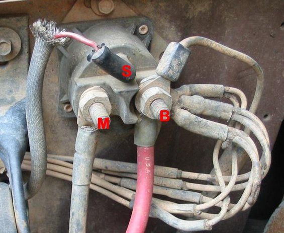direct drive starter relay alt= 1990 ford bronco starter wiring pictures, videos, and sounds
