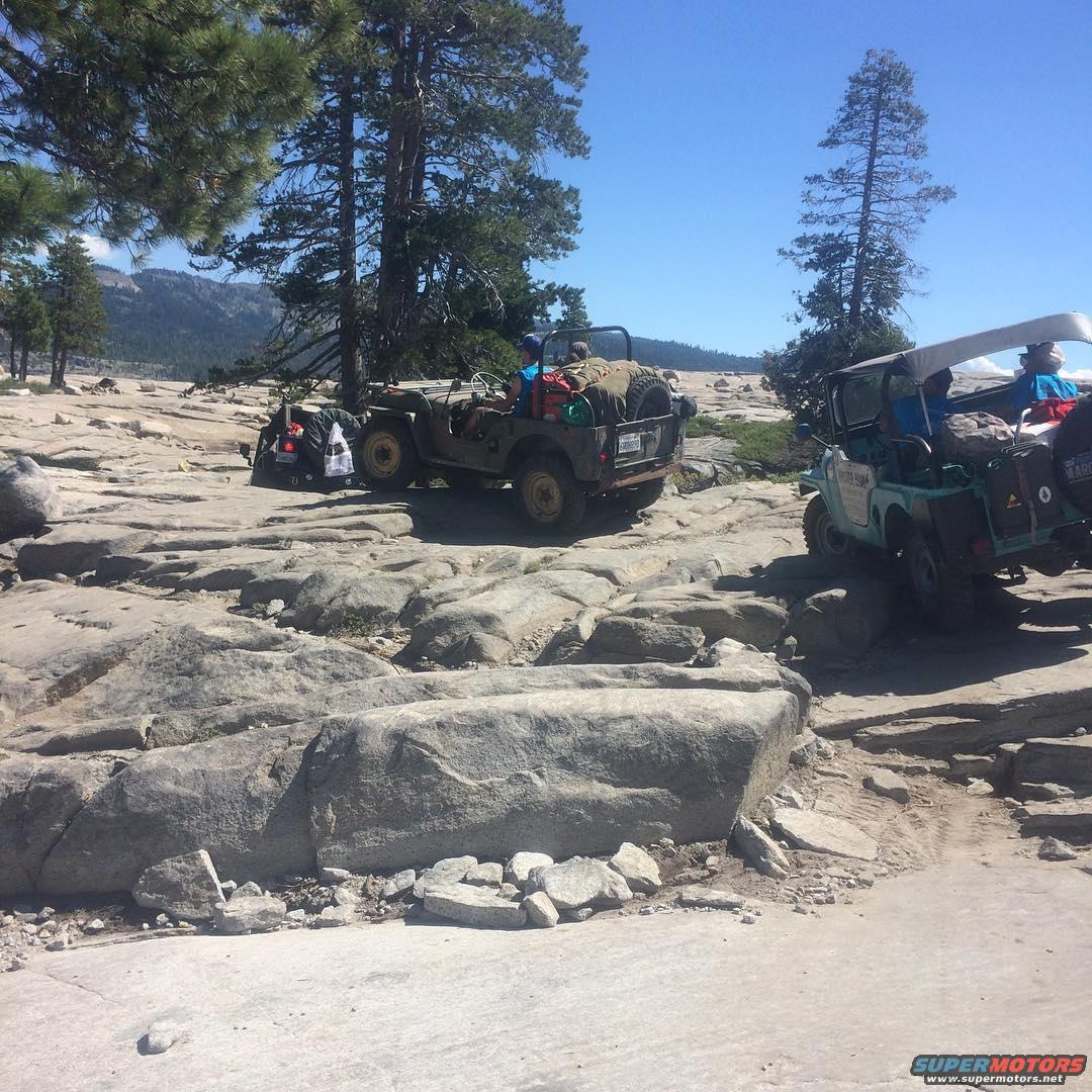 63rd Annual Jeepers Jamboree 2015
