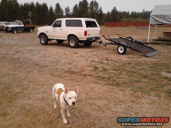 39 92 utility hauler page 5 ford bronco forum