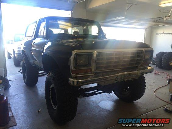 My first bronco page 12 ford bronco forum