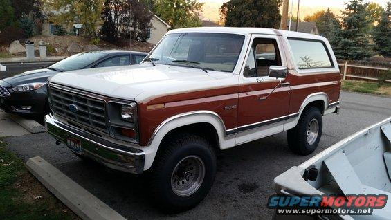 Bronco Motors Boise >> 1984 Ford Bronco 300 I6 Manaul with 4bbl conversion - Ford Truck Enthusiasts Forums
