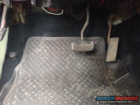 Insulated Floor Mats Ford Bronco Forum