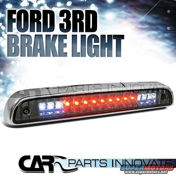 92-96 Third Brake Light LED Replacement - Ford Bronco Forum