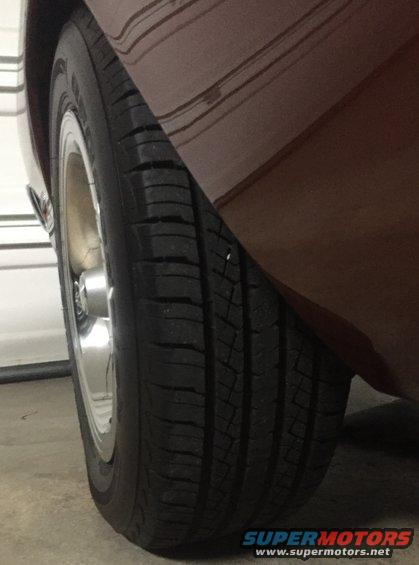 How Tire Sizes Work >> 15x7 wheels | For A Bodies Only Mopar Forum