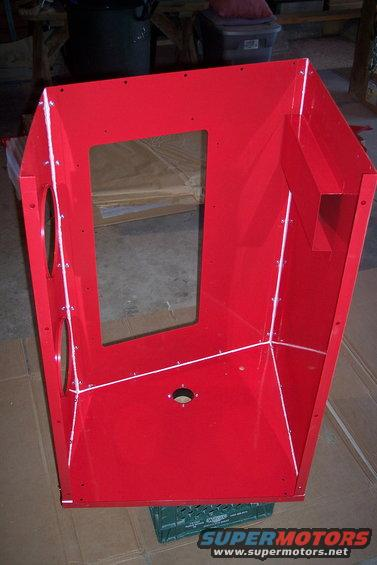 Harbor Freights 40lb Sand Blasting Cabinet Ford Bronco