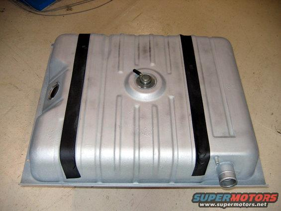 How To Get Rid Of Gas  1971 Ford Ranchero Gas Tank