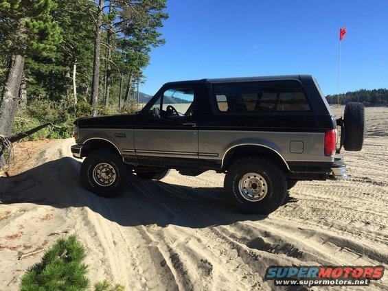 my 95 bko idi build ford bronco forum. Black Bedroom Furniture Sets. Home Design Ideas