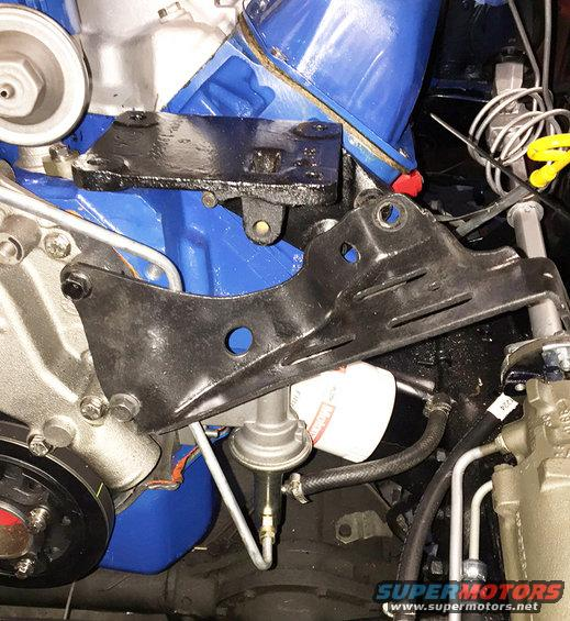 Index further 2002 Duratec 2 3l Ns Intake Manifold Removal Installation 144280 also Pt Cruiser Jack Location together with Caterpillar C13 Engine Specs as well 451834 Power Steering Pump Bracket. on ford ranger water pump bolt location