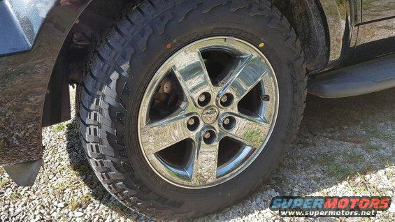 Winter Haven Dodge >> AT Tires for HD... bear with me   Page 2   DODGE RAM FORUM ...