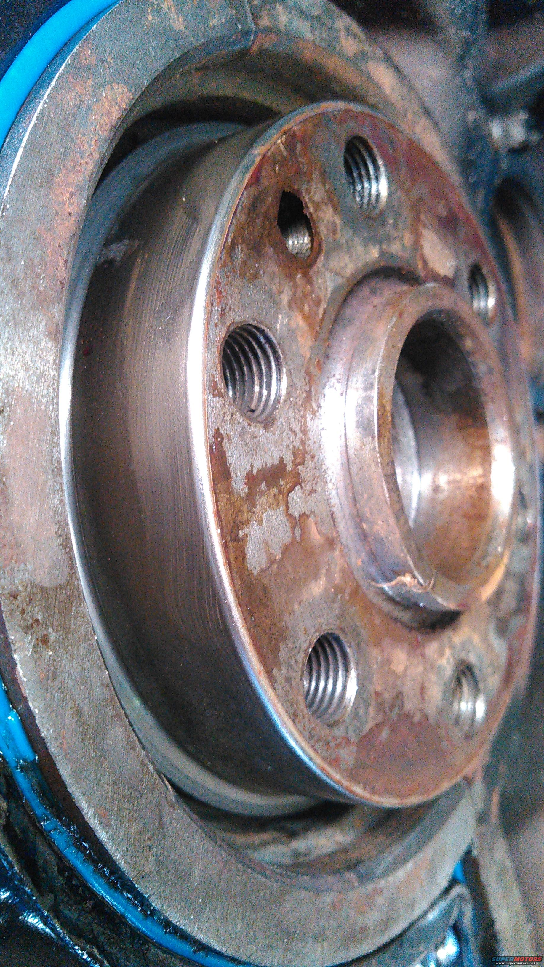 rear main seal repair ford bronco forum