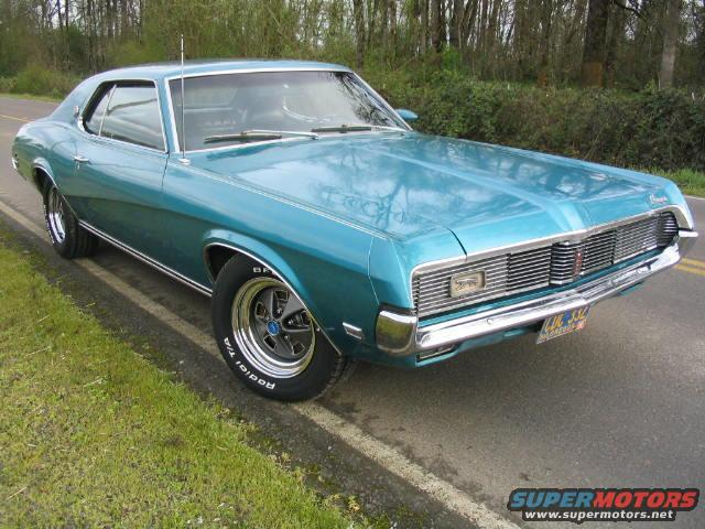 1969 Mercury Cougar '69 XR7 picture | SuperMotors.net