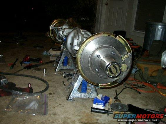 1995 Ford Bronco Spindle : Ford bronco brake stuff picture supermotors