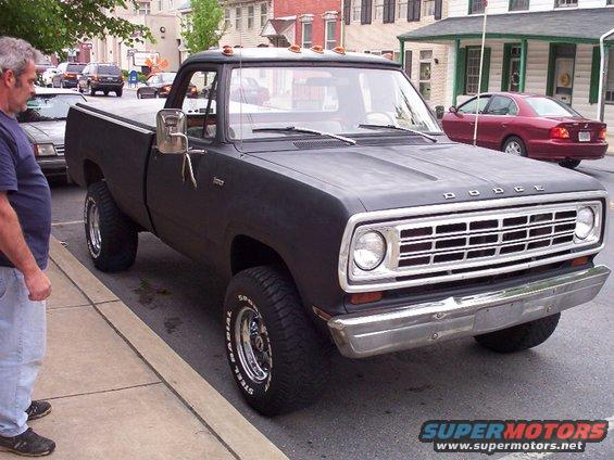 1974 Dodge Power Ram Pictures Photos Videos And Sounds