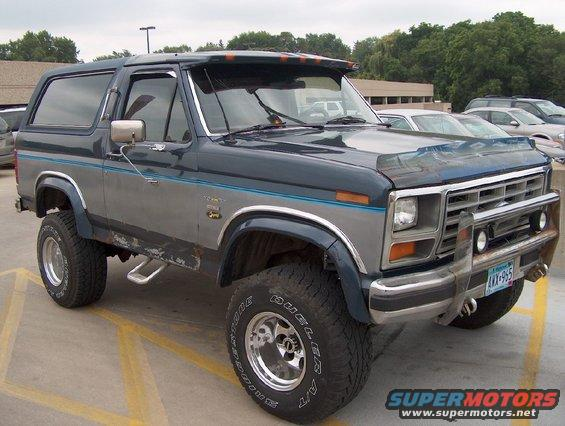 Any Pictures Of Broncos With Cab Visors  - Ford Truck Enthusiasts Forums 813c43aca07