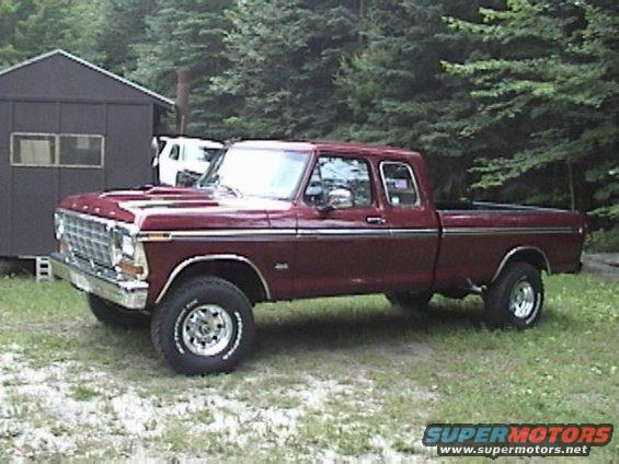1979 Ford F-150 Supercab picture | SuperMotors.net