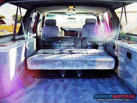 1994 ford c 150 centurion conversions interior picture supermotors net
