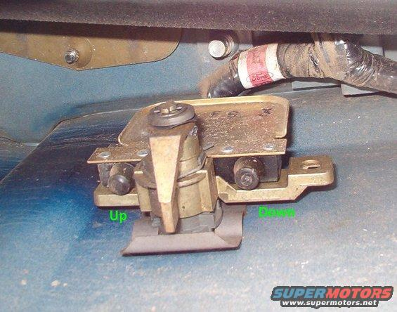 switch c alt= 1983 ford bronco tailgate tech pictures, videos, and sounds 1993 Dodge Wiring Diagram at soozxer.org