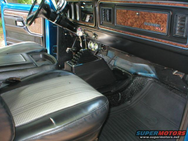 B Amp M Shifter And Shift Kit Ford Bronco Forum