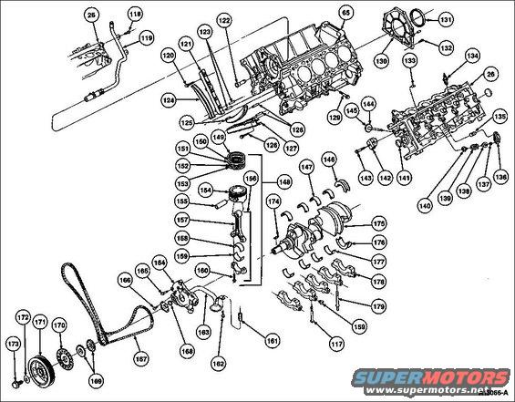 1994 ford crown victoria diagrams pictures videos and sounds rh supermotors net 2001 Ford Windstar Engine Diagram 2001 Mercury Grand Marquis Engine Diagram