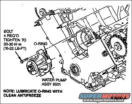 Water Pump On 2001 Ford Focus Diagram on 2000 ford windstar radio wiring diagram