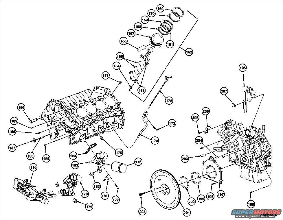 1996 ford crown victoria vacuum diagram 4 6l engine ford crown victoria engine diagram 1994 ford crown victoria diagrams picture | supermotors.net #7