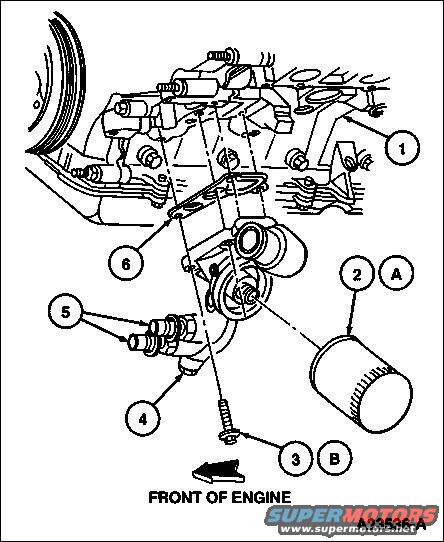 98 ford f 150 4 6l engine diagram