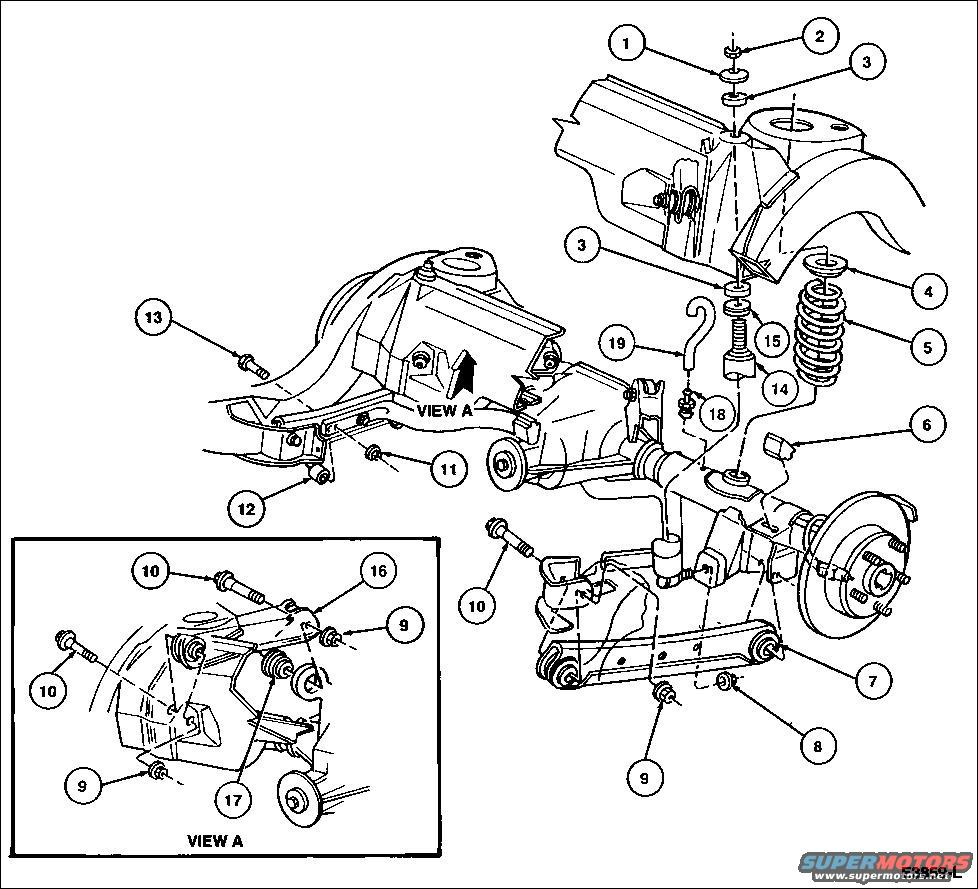 1997 ford f150 front suspension diagram html