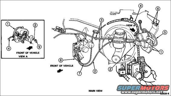 92 ford f150 smog pump diagram  92  get free image about
