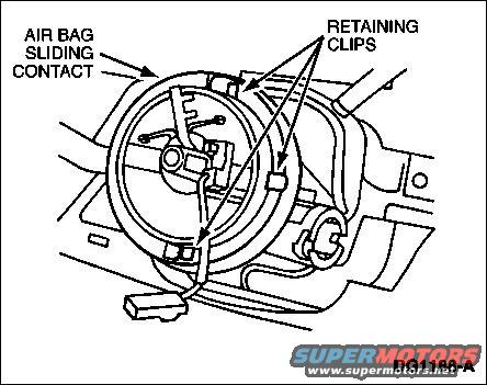 Super Duty Clock Spring Wiring Diagram on 1996 toyota camry wiring diagram