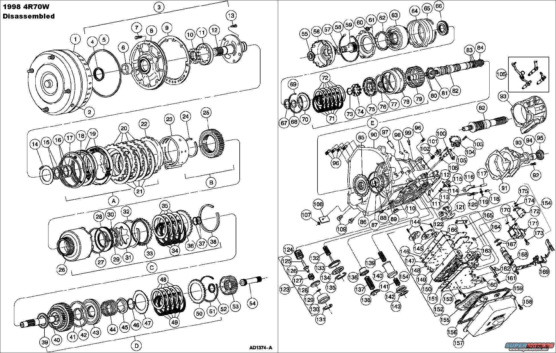 192764 1 on 200 4l80e transmission wiring diagram