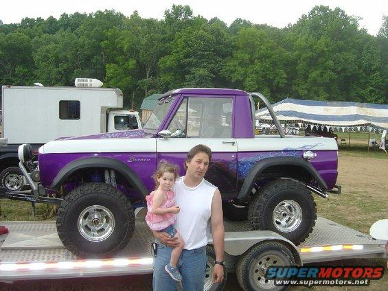 1990 Ford Bronco Witc Picture Supermotors Net