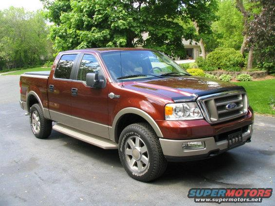2005 ford f 150 ford king ranch pictures 2005 picture. Black Bedroom Furniture Sets. Home Design Ideas