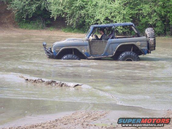 1974 Ford Bronco Mounds Orv Park Picture