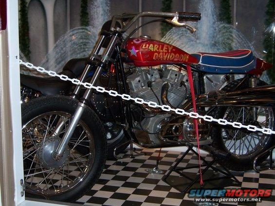 Murdercycles Evel Has Jumped The Shark: 1999 Jeep TJ Evel Knievel Picture