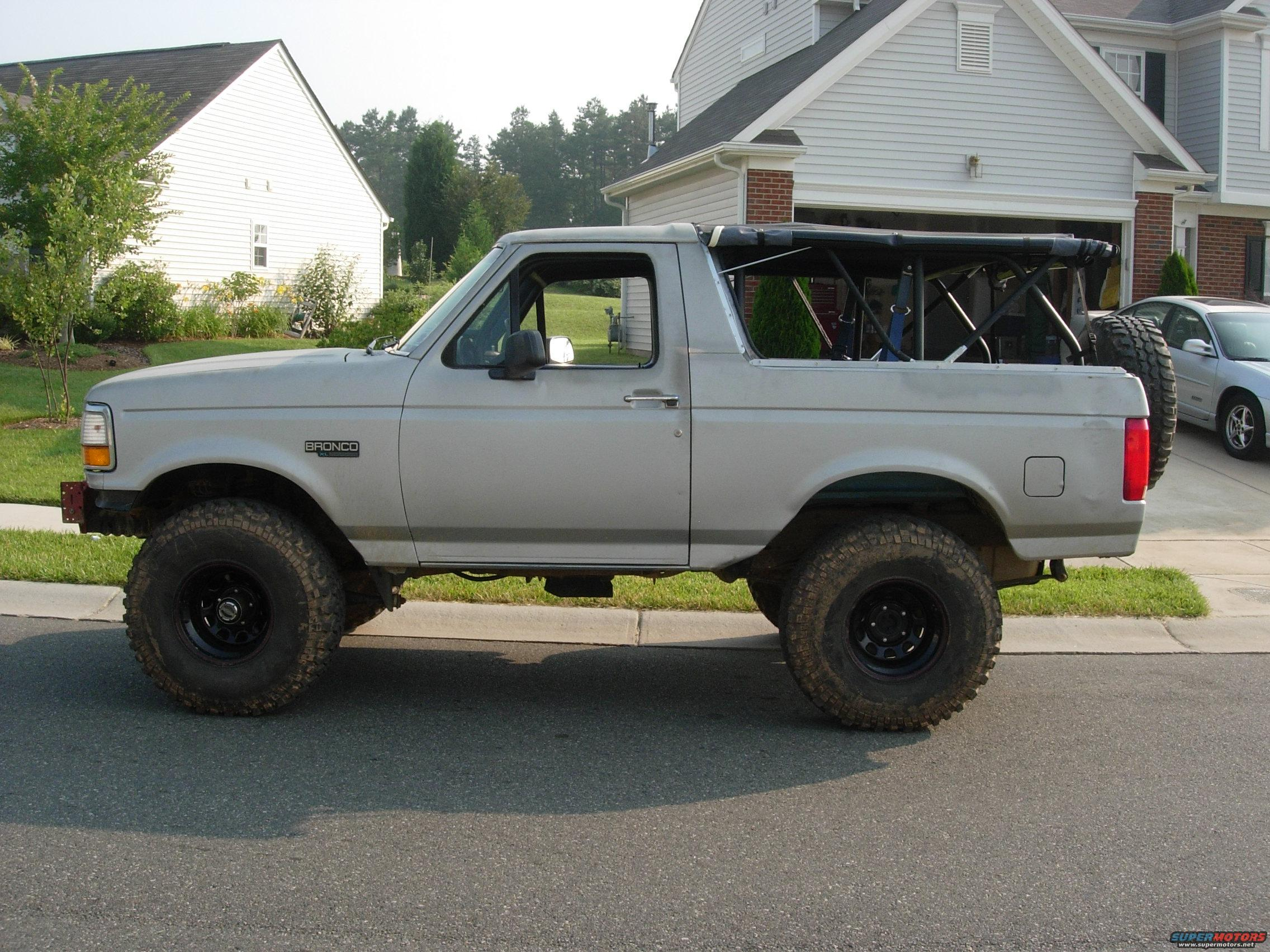 93 Ford bronco soft top