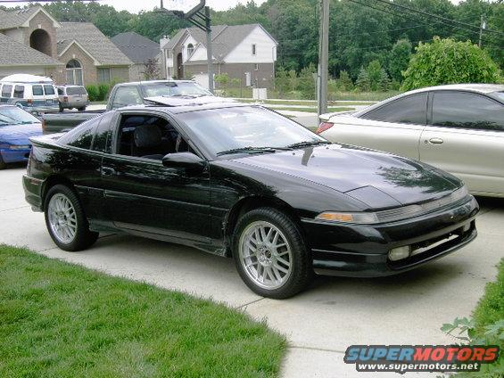 1990 Mitsubishi Eclipse Pictures Photos Videos And