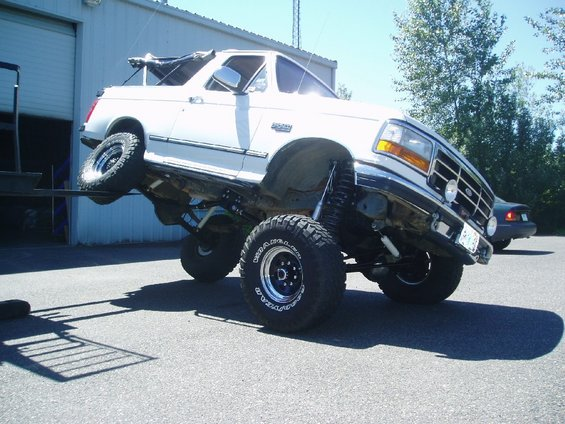 1995 Ford Bronco Pictures Photos Videos And Sounds