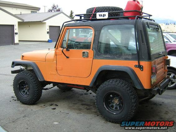 1989 Jeep Yj Jeep Picture Supermotors Net