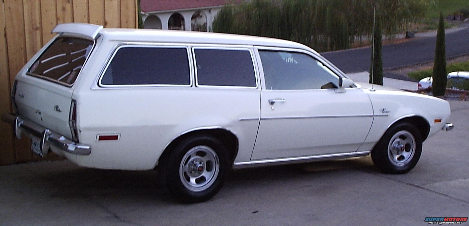 1973 Ford Pinto 73 Pinto Wagon picture | SuperMotors.net