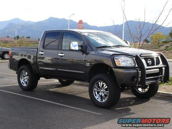Nissan Titan Lifted Related Imagesstart 300 Weili Automotive Network