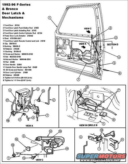 1983 ford bronco doors pictures videos and sounds for 05 f150 door panel removal