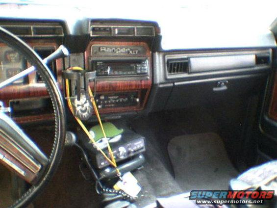 1981 ford bronco 81 fsb picture supermotors net 1998 Ford Bronco Interior 1981 ford bronco seat covers