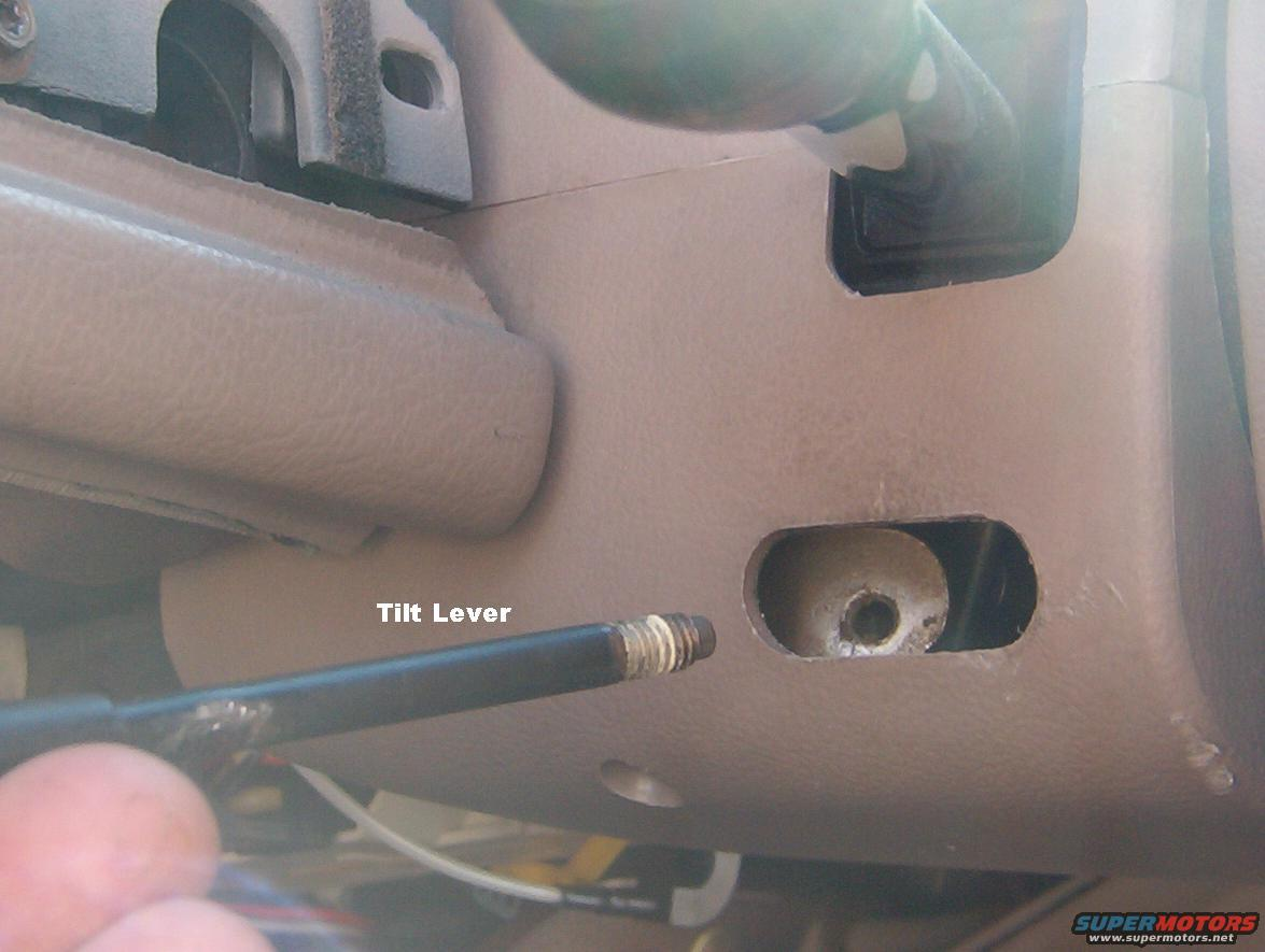 Steering column removal 1994 ford probe new ford sun for 1997 crown victoria power window repair